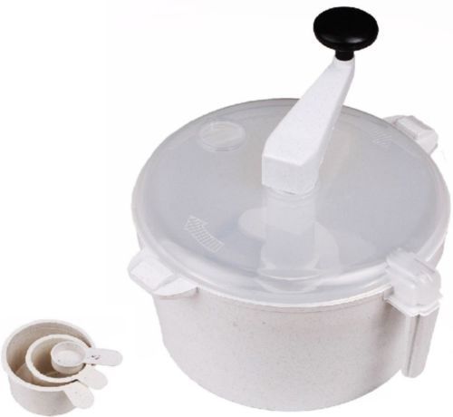 Buy Annapurna Dough & Atta Maker Mixer For Roti Samosa With Measuring Cup online