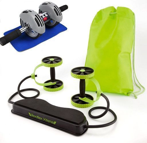 Buy Revoflex Xtreme Resistance Extreme Slimming Workout With Bodi Pro Roller online