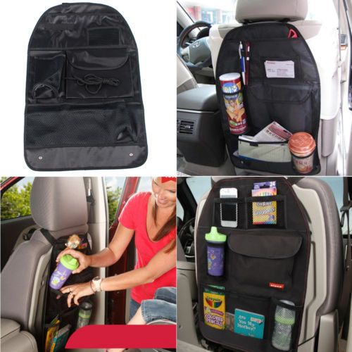 Buy Home Basics Car Backseat Travel Organiser online