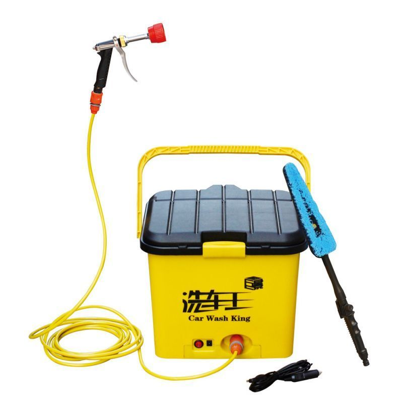 Buy Autofurnish Car Cleaner Portable Automatic Car Washer 12v online