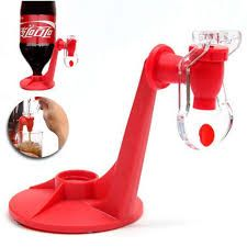 Buy Home Basics Abelestore Cold Drink Coke Fizz Dispenser Saver Refrigerator Drinking Stand online