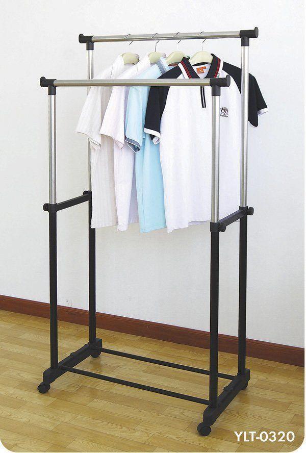 Buy Unique Cartz Premium Double Pole Telescopic Cloth Drying Stand Rack Upto 25 Kg online