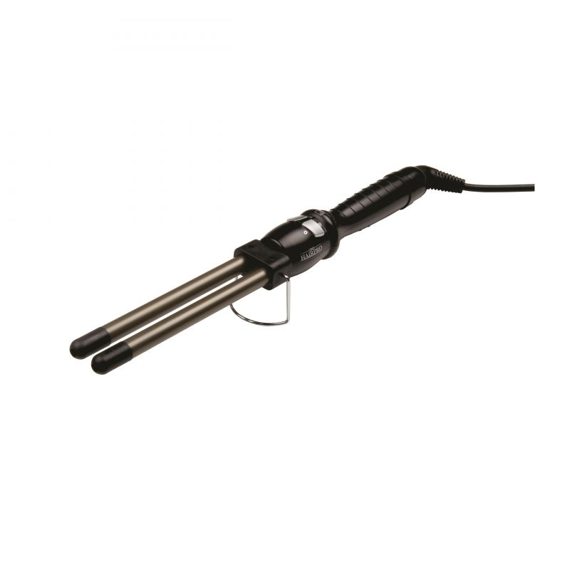 Buy Hairpro HP 3050 Twin Barrel Black Gold online