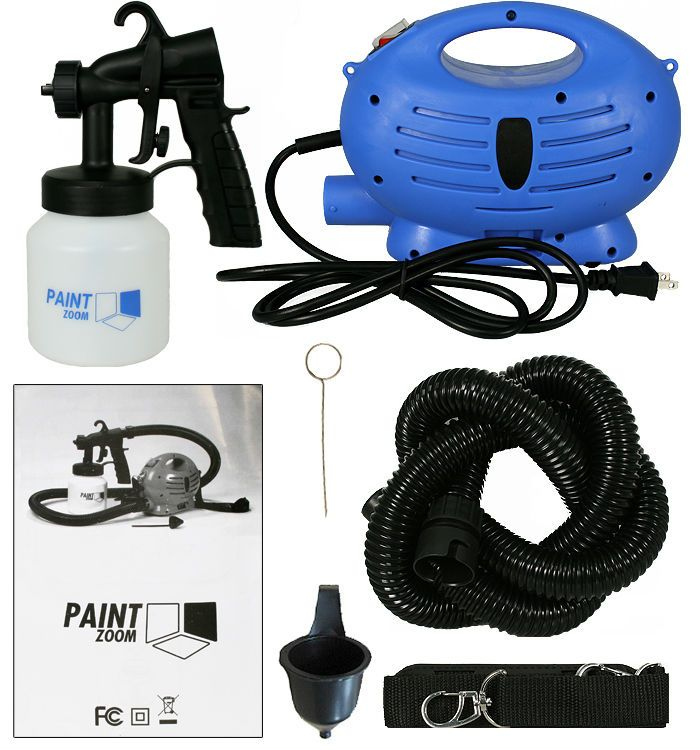 Buy Home Basics Paint Zoom Spray Gun online