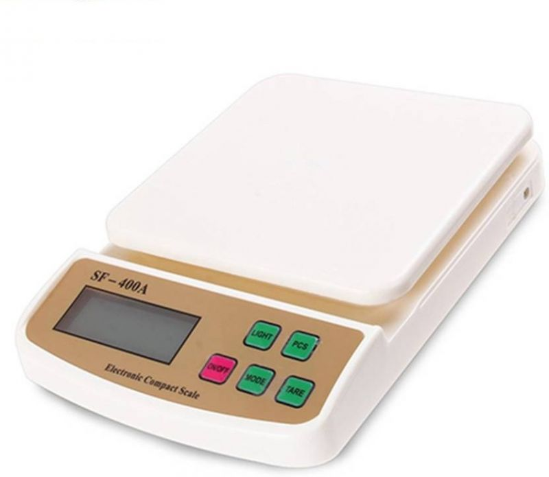 Buy Unique Cartz Advanced Electronic Kitchen Digital Weighing Scale Upto 10kg online