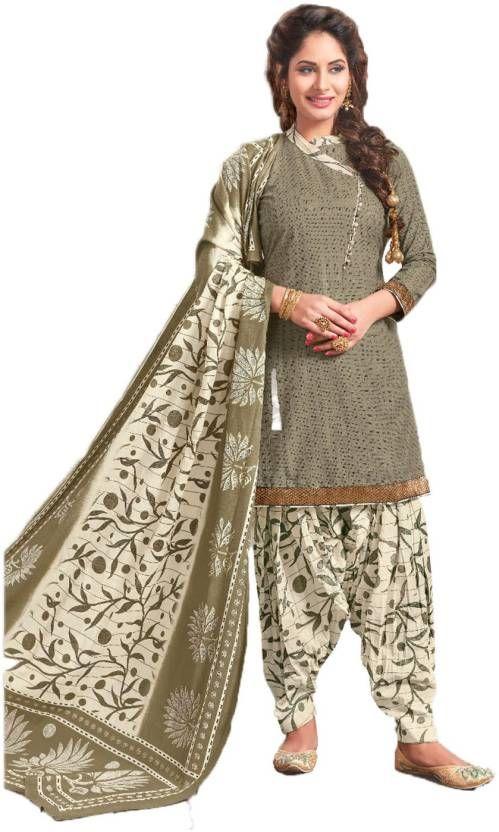 960438411d Buy Elegant Cotton Patiyala Unstitched Dress Material Salwar Suit online
