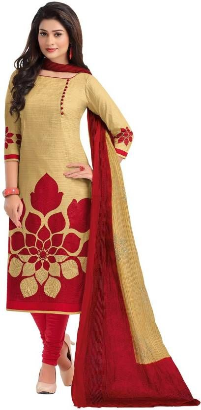 f39b0631f5 Buy Elegant Cotton Designer Printed Dress Material Salwar Suit online
