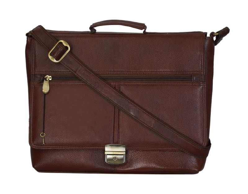 Buy Right Choice Brown Color Messenger Bag online