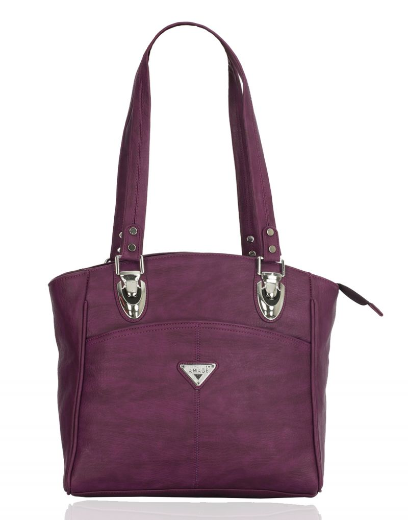 Buy Right Choice Designer Maroon Color Handbag online