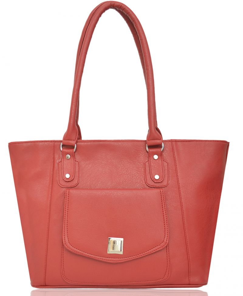 Buy Right Choice Red Color Handbag online