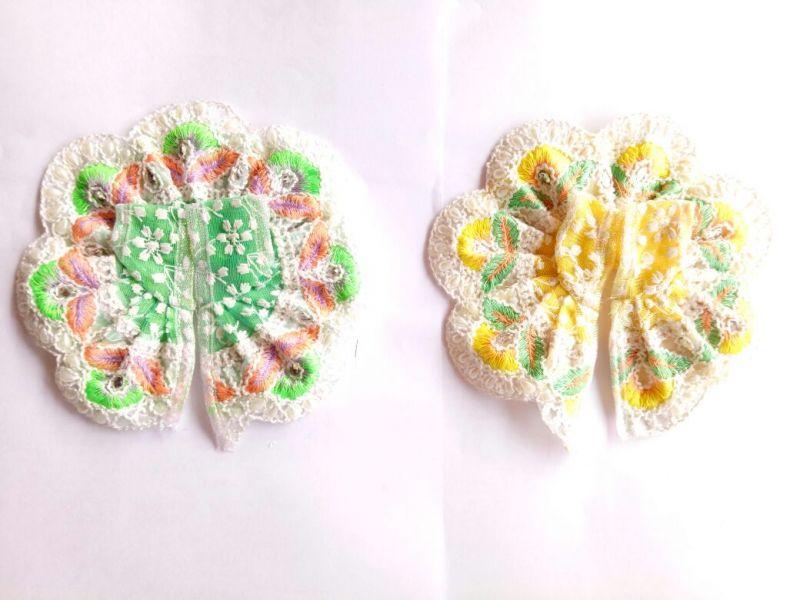 Buy Attractive Bal Gopal Thakur Ji Poshak Embroidered Poshak ( 1 No.) - 2 PCs online