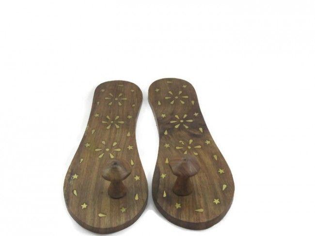 Buy Wooden Khadau For Pooja 11 Inch Special Light Wooden Khadau For Hindu Rituals online