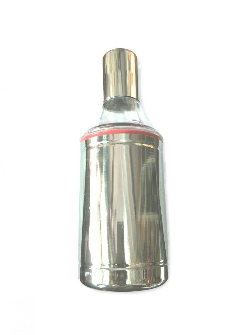 Buy Drinking Water Bottle / Steel And Plastic Sipper Bottle 1000 Ml online