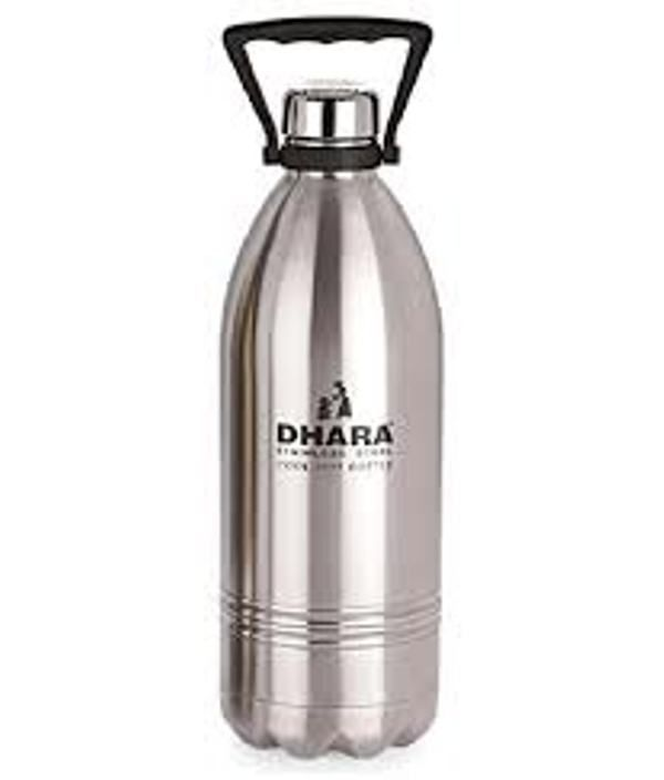 Buy Bottle Cum Flask / Dhara Stainless Steel Cool - Hot Water Bottle 1000 Ml online