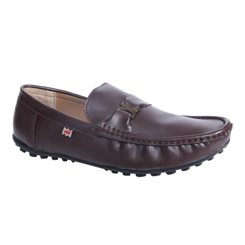 Buy Monkx-slip-on Casual Shoes For Men_1023-1-brown online