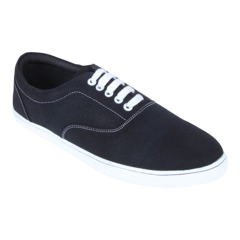 Buy Monkx-lace Up Casual Shoes For Men_blx-02-black online