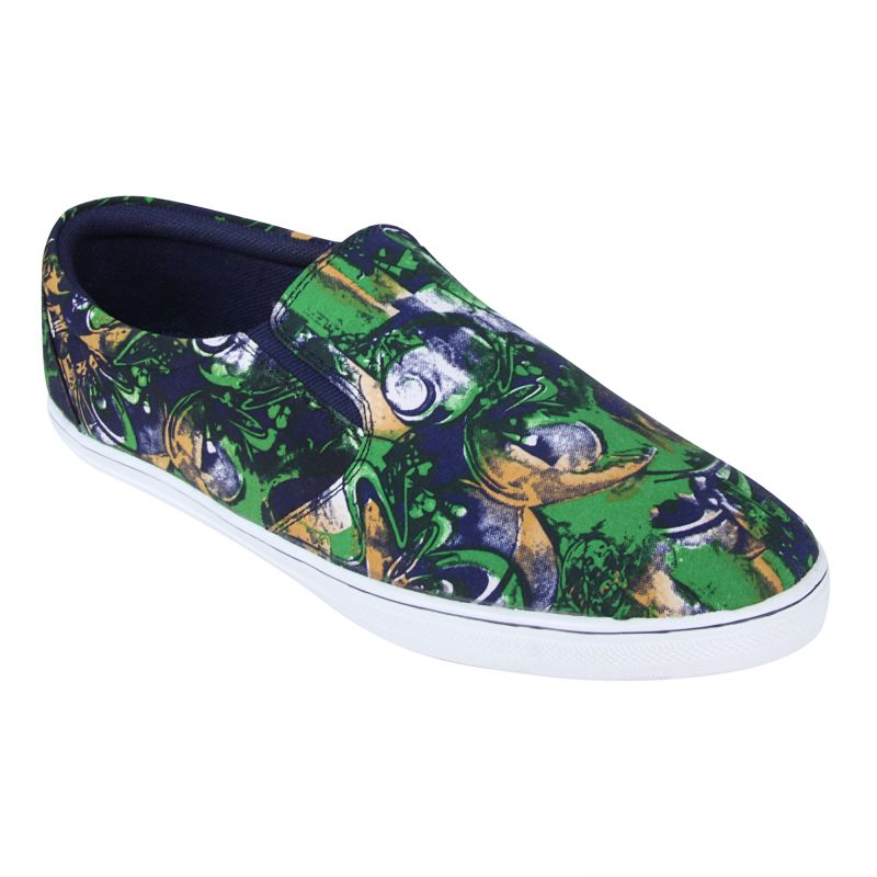 Buy Monkx Casual Slip On Shoes For Men_blx-27-green online