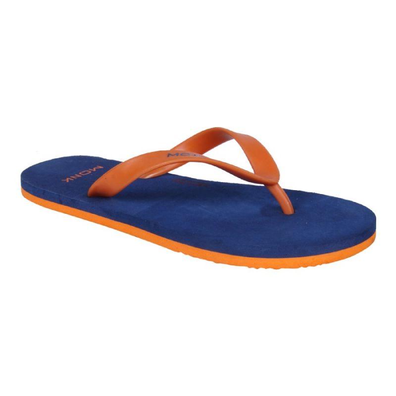 Buy Monkx-lifestyle Orange Flip Flop For Men_slp-09-orange online