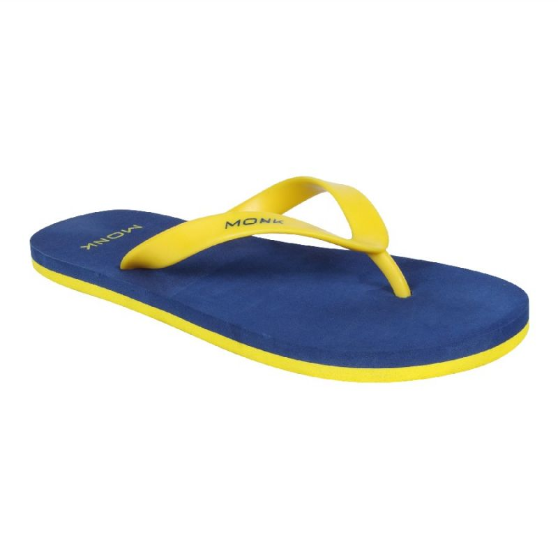 Buy Monkx-lifestyle Yellow Flip Flop For Men_slp-14-yellow online