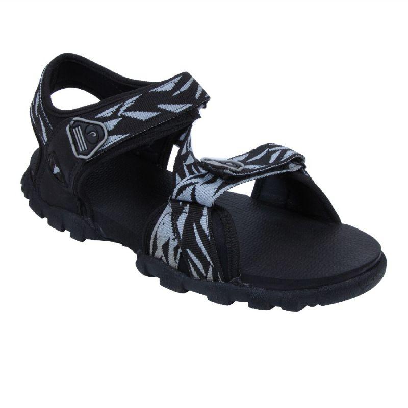 Buy Monkx-lifestyle Grey Sandals For Men_snd-01-grey online