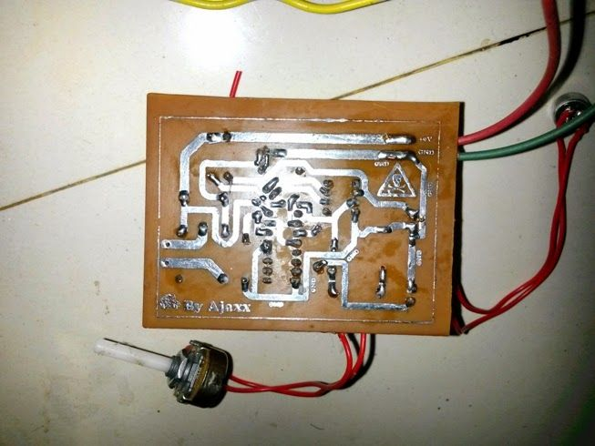 Buy Electronics/electrical Mini Project Using Ic 555- Automatic ...