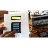 Buy Password Based Door Lock System Using 8051 Microcontroller-tested And Assembled online
