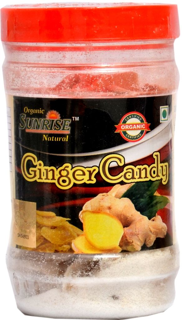 Buy Organic Ginger Candy online