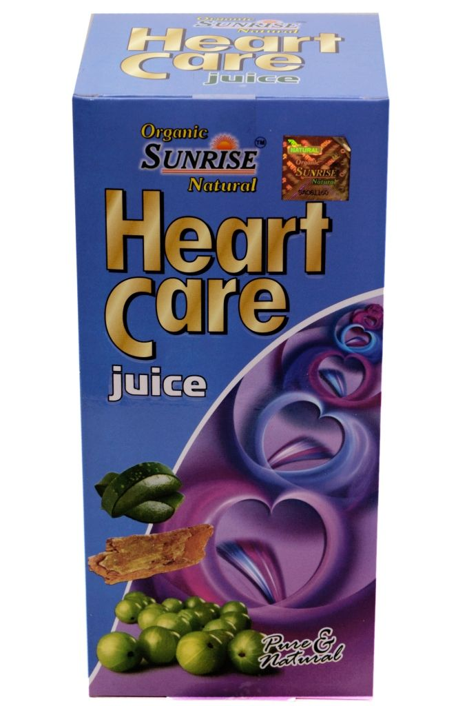Buy Organic Heart Care Juice online