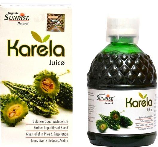 Buy Organic Karela Juice online