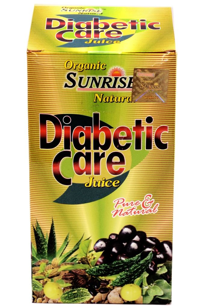 Buy Organic Diabetic Care Juice online