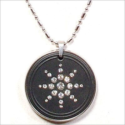 Buy diamond scalar pendant quantum science scalar energy pendant buy diamond scalar pendant quantum science scalar energy pendant with steel ring online best prices in india rediff shopping aloadofball Image collections