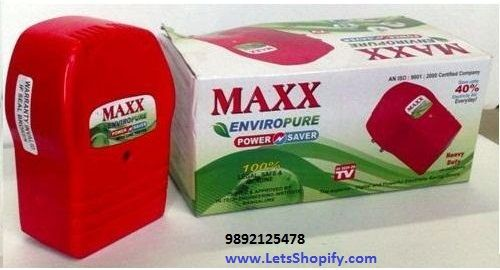 Buy Maxx Power Saver Saves Power Save Money online