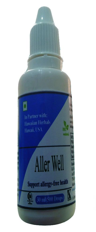Buy Hawaiian Herbal Aller Well Drops online