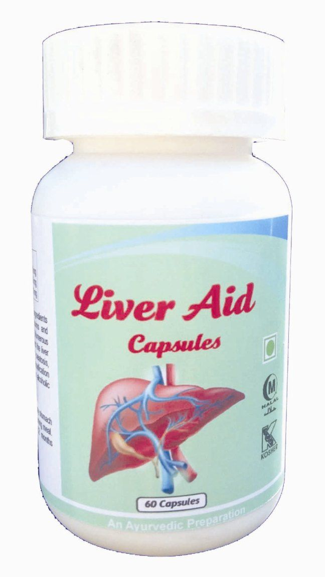 Buy Hawaiian Herbal Liver Aid Capsule online