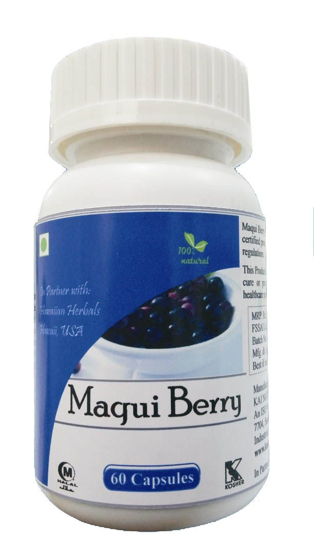 Buy Hawaiian Herbal Maqui Berry Capsule online
