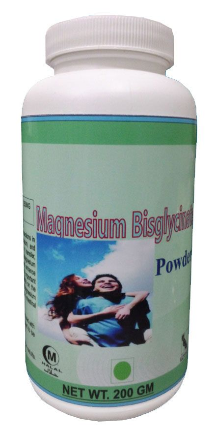 Buy Hawaiian Herbal Magnesium Bisglycinate Powder online