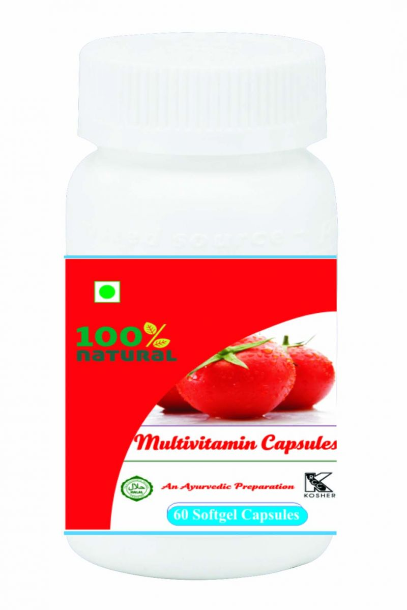 Buy Hawaiian Herbal Multivitamin Softgel Capsule 60 Softgel online