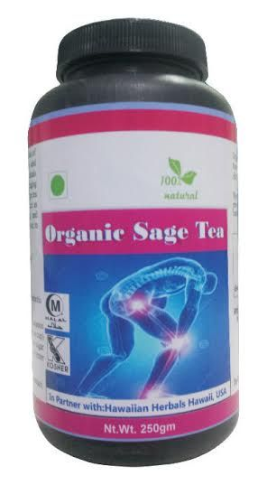 Buy Hawaiian Herbal Organic Sage Tea online