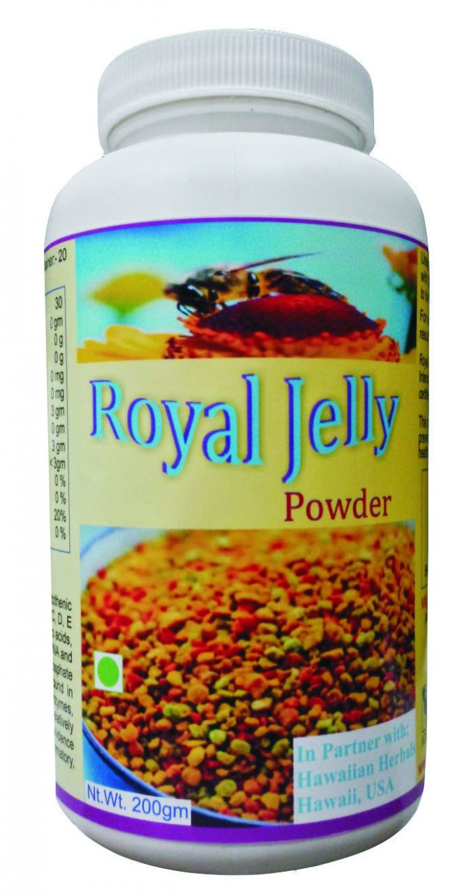 Buy Hawaiian Herbal Royal Jelly Powder online