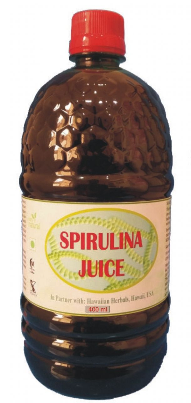 Buy Hawaiian Herbal Spirulina Juice online