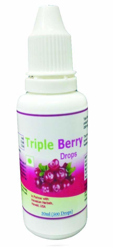 Buy Hawaiian Herbal Triple Berry Drops online