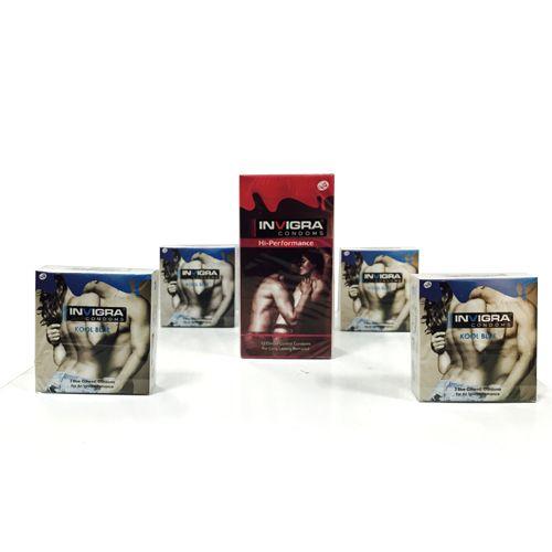 Buy Invigra Combo Pack 6 online