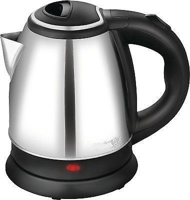 Buy Electric Kettle Cordless 1.5 Ltr. Steal Body online