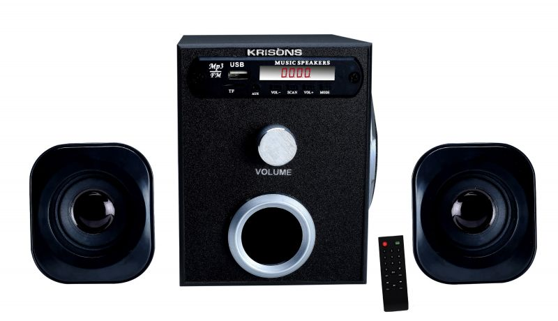 Buy Krisons 2.1 With Fm, USB & Aux online
