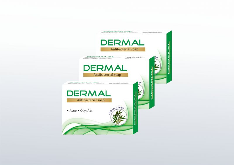 Buy Biotrex Dermal Antibacterial Soap - Pack Of 3 online