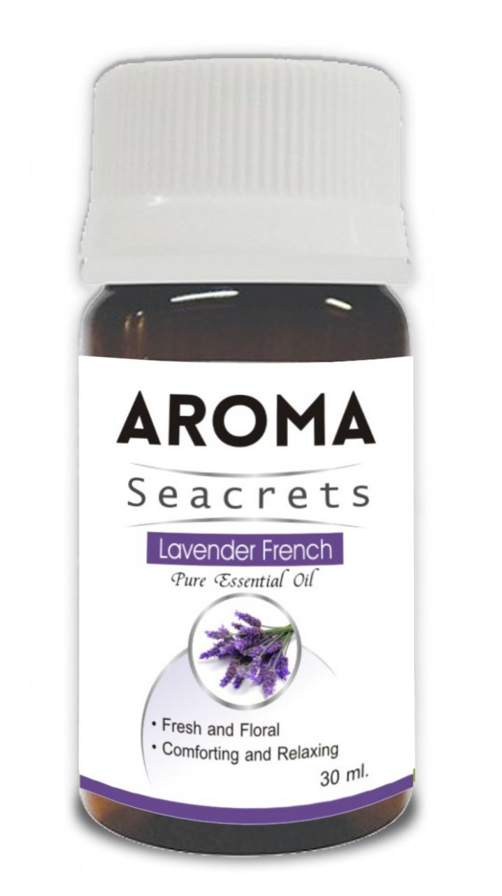 Buy Aroma Seacrets Lavender French Pure Essential Oil - 30ml online