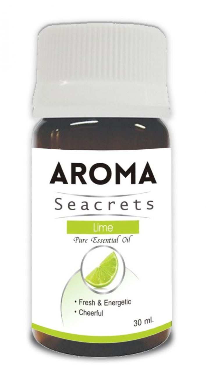 Buy Aroma Seacrets Lime Pure Essential Oil - 30ml online