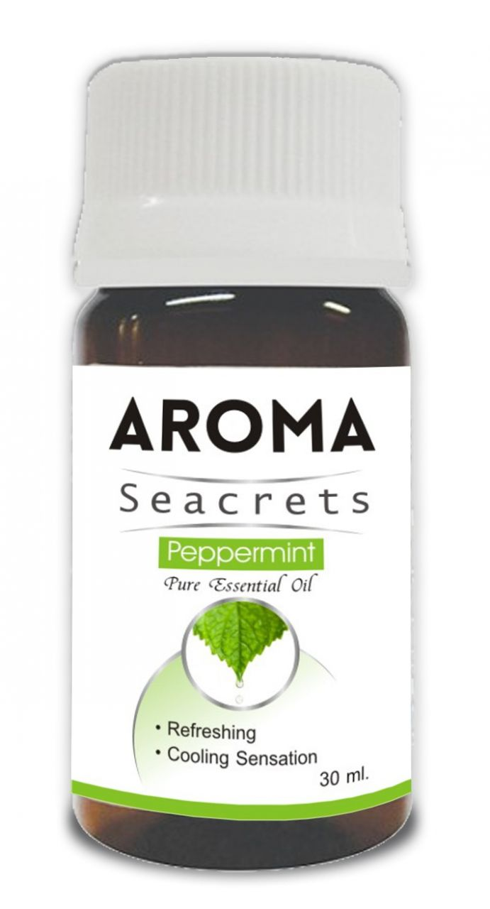 Buy Aroma Seacrets Peppermint Pure Essential Oil - 30ml online