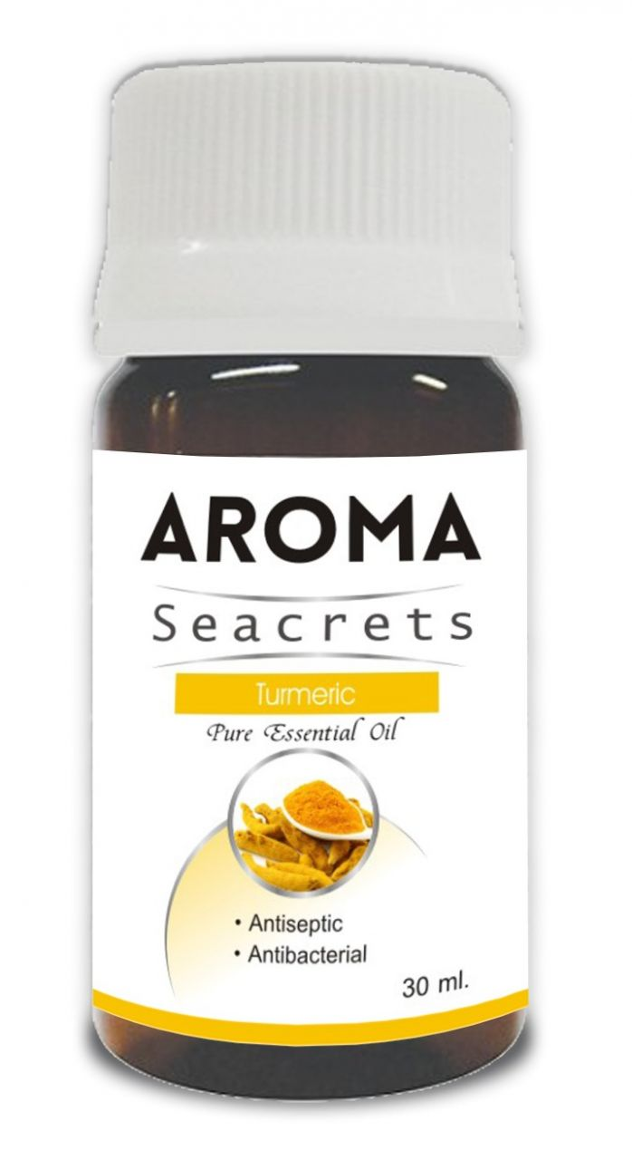 Buy Aroma Seacrets Turmeric Pure Essential Oil - 30ml online