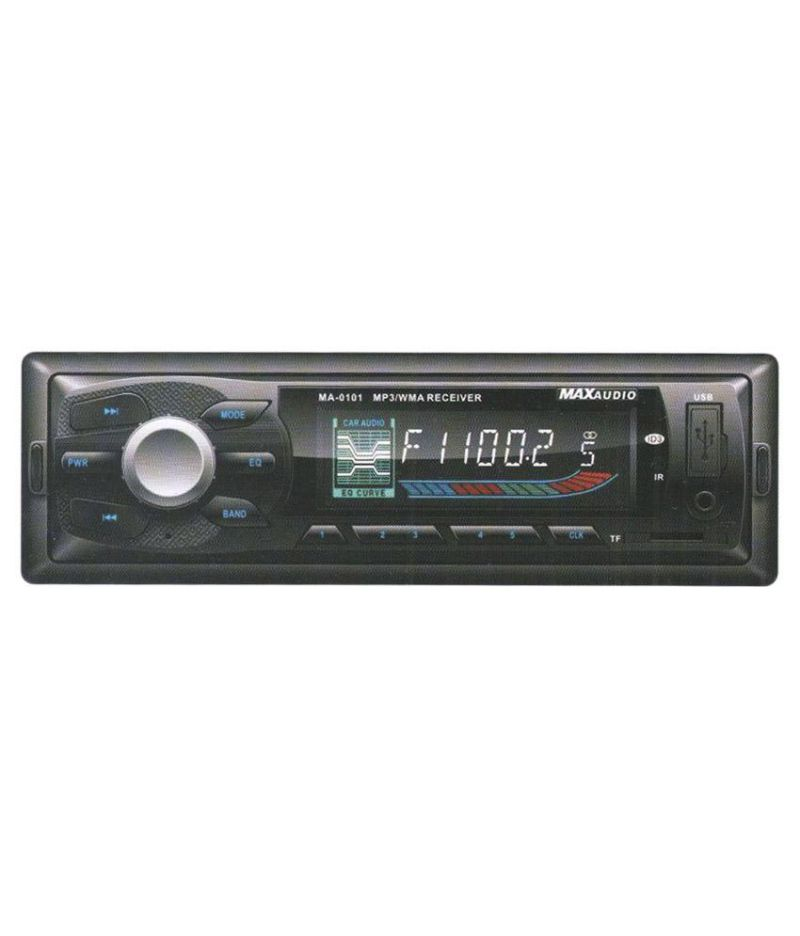 Buy Maxaudio Ma-0101 Car Stereo 4x50 Watts Digital Media Receiver With Front Usb/aux Input online